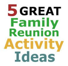 how to plan a meet and greet the family reunion planners