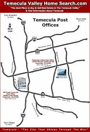 Usps Route Map by Temecula Post Office In Old Town Temecula And Rancho California Road