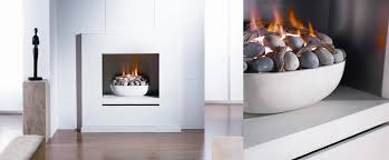 palladio hole in the wall fire contemporary gas fireplace