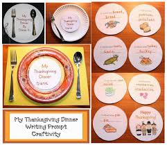compare and contrast thanksgiving classroom freebies my thanksgiving dinner writing prompt craftivity
