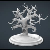 3d printed evil tree by valerio bellia pinshape