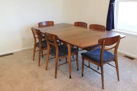 lane furniture dining room mid century lane acclaim dining set china hutch she finds retro