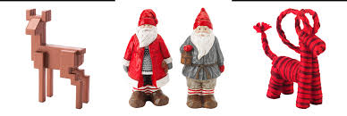 ikea can get you ready for santa claus or jultomten