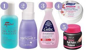 best nail polish removers how to remove nail polish