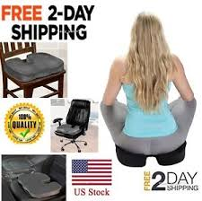 Gel Office Chair Cushion Office Chair Seat Cushion Ebay