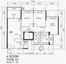 The Parc Condo Floor Plan by Floor Plans For Parc Lumiere Hdb Details Srx Property