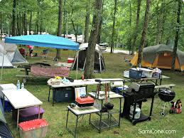 backyard camping checklist sami cone family budget tips money