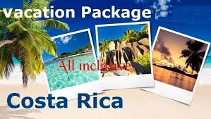 rica all inclusive vacation packages and resorts