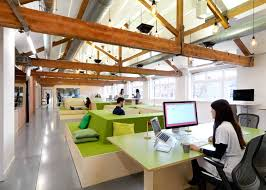 Design Plan Office Design Is Preventing Workers Concentrating Say Studies