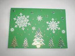 crafts christmas cards christmas lights decoration