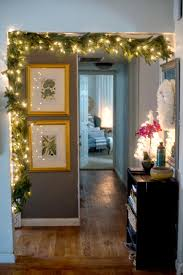domestic fashionista christmas decorated bedroom and bathroom
