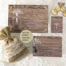 cheap rustic wedding invitations 34 awesome rustic wedding ideas with wedding invitations