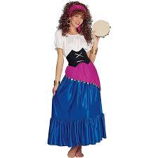 amazon com gypsy costume clothing