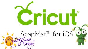 snap mat cricut design space ipad app cricut pinterest