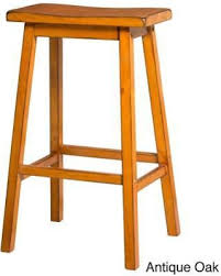 huge deal on acme gaucho antique red counter height stool set of