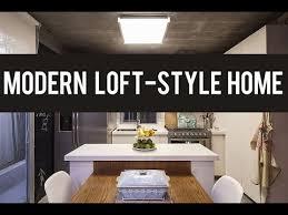 modern brick loft style house by garza camisay arquitectos youtube