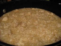 the filipino cure to the common cold arroz caldo flora u0027s food foray