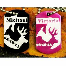 Custom Dog Tag Necklace Dog Tag Necklaces U2013 Six Shooter Gifts
