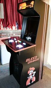 Xbox Arcade Cabinet Build A Home Arcade Machine Game Room Solutions
