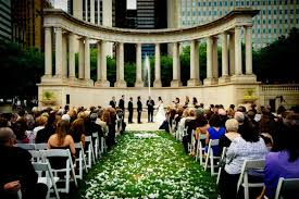 weddings in chicago outdoor weddings chicago 7177 doorstop info