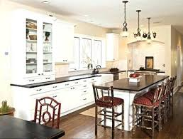 kitchen island tables with stools high kitchen island table cad75 com