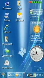 windows xp for android windows 7 xp vista android theme