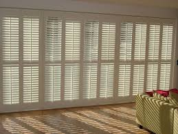 wonderful simple plantation shutters design ideas feature brown