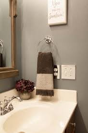 bathroom hardware ideas bathroom makeover on a budget the home depot blog