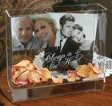 remembrance picture frame always in our heart frame memorial box frame