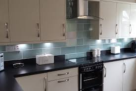 Black And White Kitchen Designs Photos Interesting White Kitchen Units Black Worktop Kashmir Gold Granite