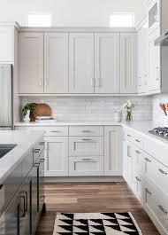 black kitchen cabinets with white subway tile backsplash choosing grout for cloé s white subway tile bedrosians