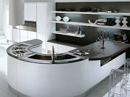 Kitchen Island Size by Modern Modern Curved Kitchen Island Divine Modern Kitchen Designs