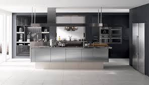 Meuble Cuisine Inox Ikea by Photo Cuisine Viennese Cuisine Modern Kitchen With Island