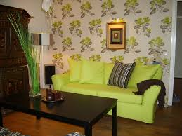 Green Sofa Slipcover by It U0027s A Cover Up Rooms We Love