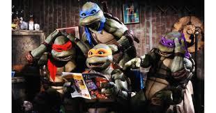 teenage mutant ninja turtles movie movie review