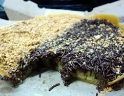 membuat martabak coklat keju mengintip asupan kalori dalam satu potong martabak manis dan telur