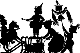 Free Silhouette Images Free Silhouette Parade Image Darling The Graphics Fairy