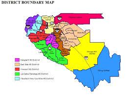 san jose unified map schools information
