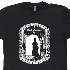 amazon com jack the ripper t shirt the horror movie shining tee