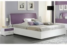 ensemble chambre à coucher ahurissant chambre à coucher violet laque violet et blanc