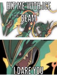 Mega Meme - mega rayquaza meme pok礬mon amino