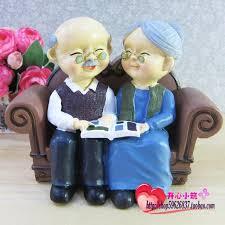 Wedding Gift Older Couple Online Shop Free Shipping Happy Elderly Couple Furnishings