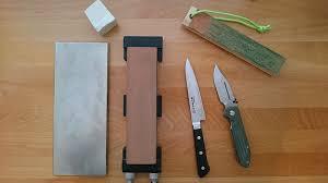 comment aiguiser un couteau de cuisine entretien couteau de cuisine comment le faire