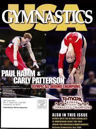 thanksgiving 2004 date usa gymnastics november december 2004 by usa gymnastics issuu
