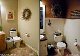 the moon and me planked wall bathroom makeover