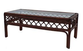 rattan coffee table outdoor rattan coffee table naples wicker paradise