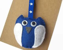 owl decorations etsy