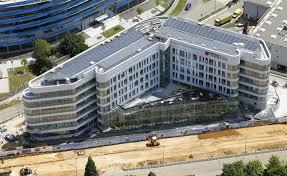 eiffage siege eiffage construction inaugure nouveau siège social à vélizy