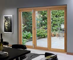 Install French Doors Exterior - bifold french doors install installing bifold french doors