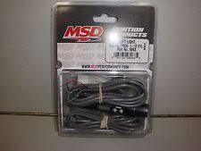 msd programmable digital shift light msd ignition digital shift light programmable 8963 ebay